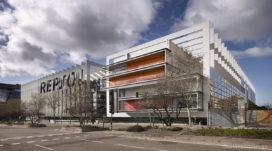 Repsol campus in Madrid (E)