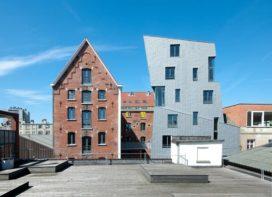 Atelierwoningen 'Zwart Paard' in Brussel (B)