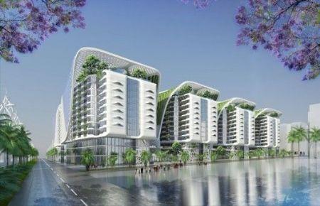 Cairo Vincent Callebaut Architectures (VCA)