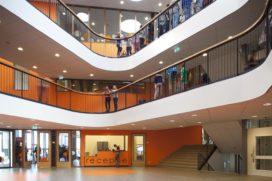 Schoolgebouw Groene Hart in Barendrecht