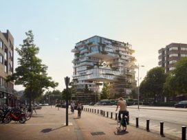KCAP ontwerpt The Spot in Amersfoort