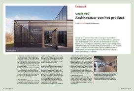 Architectuur van het product