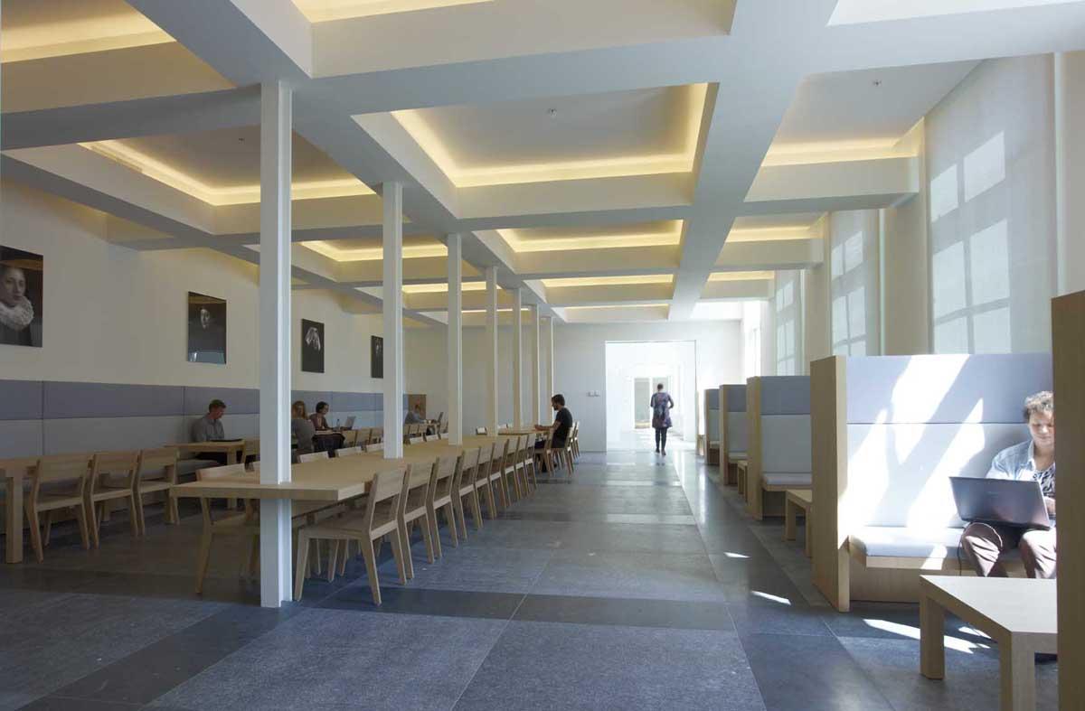 Winnaar ARC12 Interieur – Universiteitsrestaurant Lodewijk - De ...