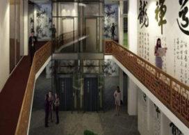 Plan voor megahotel met luchtbrug in Chinatown