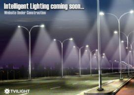 Zuinige straatverlichting met omgevingssensor