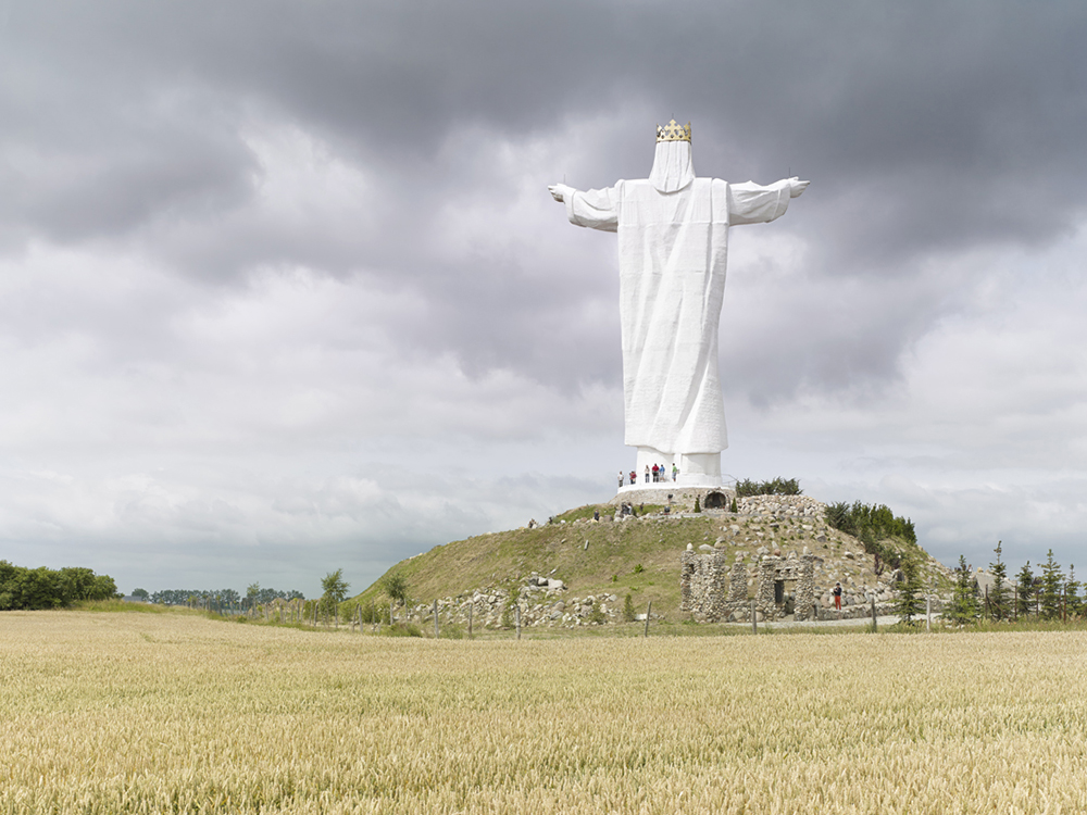 Christ the King, Świebodzin, Poland, 2010, blog Jeroen Apers