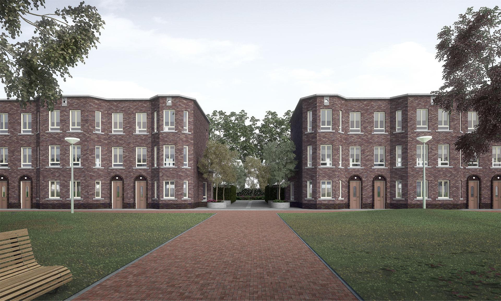 Churchillpark fase 2 Hans van der Heijden Architecten