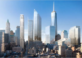Nieuwe WTC-toren klaar in 2013