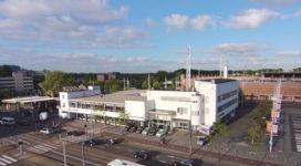 Citroëngebouw inzet prijsvraag jonge ontwerpers