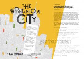Spontaneous City Seminar: Worldwide Examples