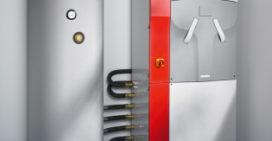 Warmtepomp en ventilatietoestel in één
