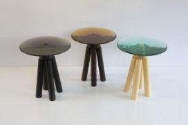Design van de Week: Cônica tafel van Luciano Santelli