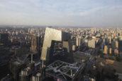 Bouw hoofdkantoor CCTV afgerond