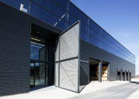 Bedrijfsgebouw Pas Reform in Doetinchem door cepezed