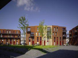 Sint Josephhof in Nijmegen door Mecanoo