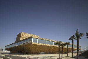 Congrescentrum La Llotja in Lleida (E) door Mecanoo