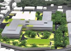 Crepain Binst Architecture wint wedstrijd Nationaal MS Centrum Melsbroek.
