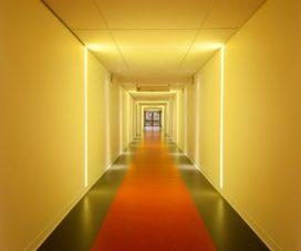 Moeder Kind Centrum in ziekenhuis Bronovo Den Haag