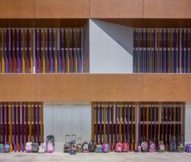 Schoolcomplex in Zaragoza (E)