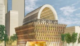 Bouw Spuiforum Den Haag valt 60 miljoen euro duurder uit