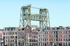 De Hef in Rotterdam wordt avonturenbrug
