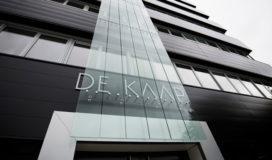 Appartementengebouw De Kaap in Utrecht