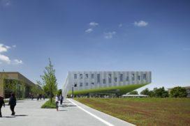 Benthem Crouwel ontwerpt Hörsaalgebäude in Osnabrück
