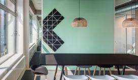 Project van de Dag: kantoor stadsdeel Nieuw-West Amsterdam