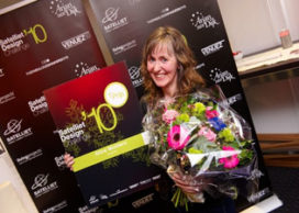 Alice Mulders wint Satelliet Design Challenge 2010