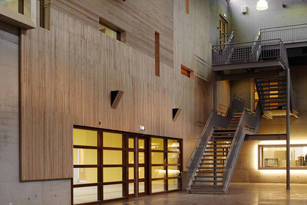 Almere Arte College Kraaijvanger.Urbis