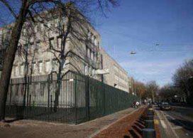 Ambassade VS mogelijk in 2014 opgeleverd