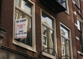 Prijzen koopwoningen Amsterdam stijgen weer