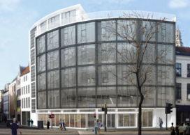 Nieuw leven voor Glazen Huis Antwerpen