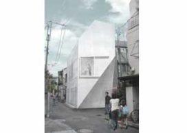 Bouw A House Tokio gestart
