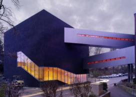 Bergbau Museum door Benthem Crouwel valt in de prijzen