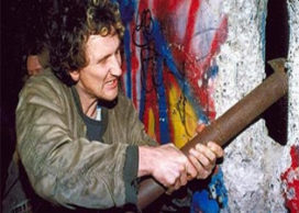 De Muur, 1989-2009