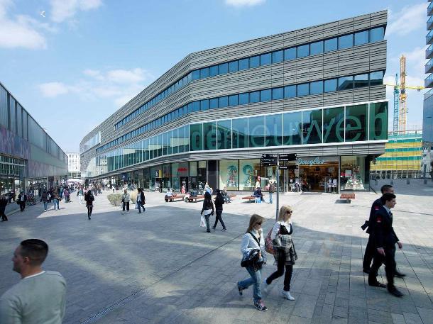 Bin Almere genomineerd voor Architectuur Prijs Almere 2010