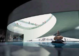 Bjarke Ingels wint European Prize for Architecture