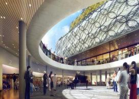 Bibliotheek Birmingham door Mecanoo