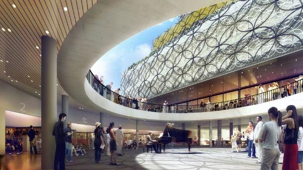Birmingham _Bibliotheek_Mecanoo