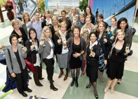 Nominaties Building Passion Vrouw van het jaar Award