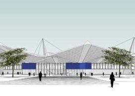 cepezed ontwerpt OV-knooppunt Tilburg