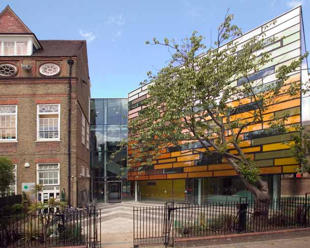 Nominatie Stirling Prize 2010 - Clapham Manor Primary School