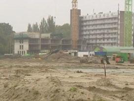 Sloop woningen Crooswijk Rotterdam mogelijk van de baan