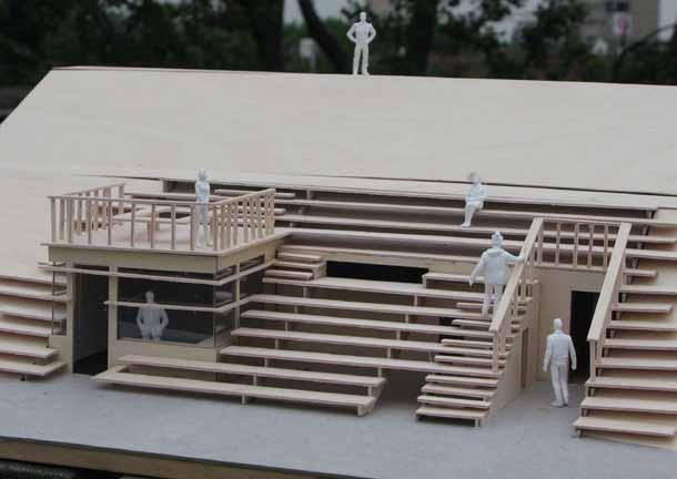 Winnaar prijsvraag dakpark Rotterdam