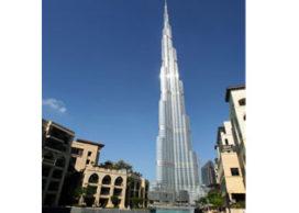 Dubai opent hoogste gebouw ter wereld