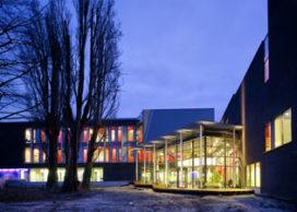 Dans en muziekschool Factorium