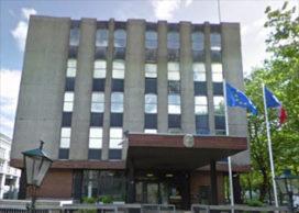 Ambassade maakt plaats voor Hoge Raad
