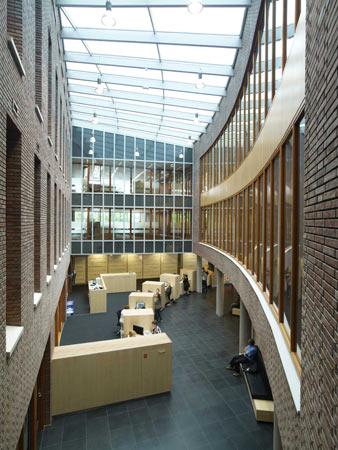 Hans Goverde gemeentehuis Boxmeer