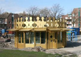 Haags Hopje door Queeste architecten